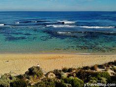 Yallingup Beach, Western Australia - one of our #hooroo #SecretSpots for #Australia. Located near the world famous Margaret River wine region.