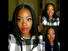 """Divatress,com   Janet Collection """"Bisa"""" Lace Wig Review - YouTube"""