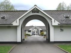 Irish National Stud, definetely a place I'd like to visit