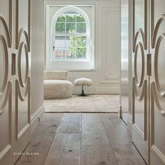 FLOORING White Oak Laminate Flooring, Wicker, Architecture, Wood, House, Floors, Design, Hotels, Park