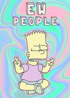 Ew people..