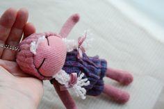 #197 sock doll