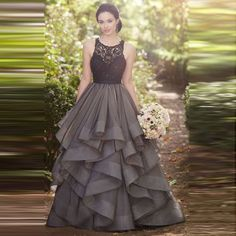 Formal Style Gorgeous Skirt Custom Made Ball Gown Floor Length Maxi Skirt Vintage Tiered Layered Tulle Long denim skirts-in Skirts from Women's Clothing & Accessories on Aliexpress.com | Alibaba Group
