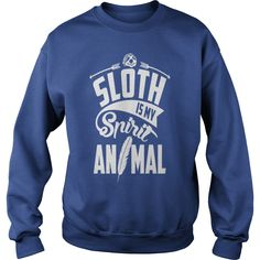 Sloth Is My Spirit Animal T-Shirts 1  #gift #ideas #Popular #Everything #Videos #Shop #Animals #pets #Architecture #Art #Cars #motorcycles #Celebrities #DIY #crafts #Design #Education #Entertainment #Food #drink #Gardening #Geek #Hair #beauty #Health #fitness #History #Holidays #events #Home decor #Humor #Illustrations #posters #Kids #parenting #Men #Outdoors #Photography #Products #Quotes #Science #nature #Sports #Tattoos #Technology #Travel #Weddings #Women