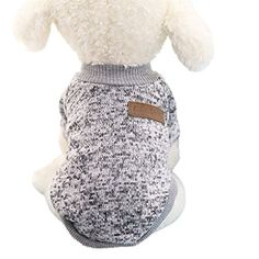 bb841d893968 13 Best Dog Sweaters images in 2018   Dog Sweaters, Pet clothes, Dog ...
