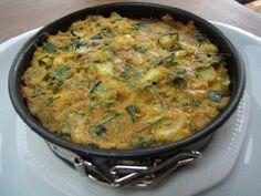 terrine de courgette au curry