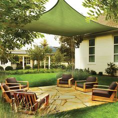 shade ideas using canopies | the back yard | pinterest | deck ... - Patio Shade Cloth Ideas