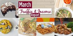 March Traffic and Income Report