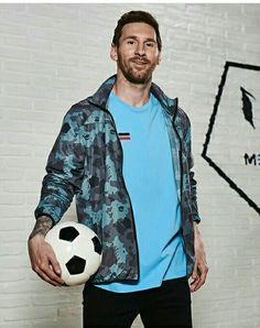 Lionel Messi Family, Argentina National Team, Fendi, Gucci, Fc Barcelona, Prada, Bomber Jacket, Dior, Football