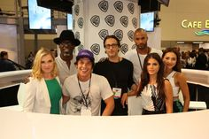 THE 100 Comic-Con Interviews With Eliza Taylor, Bobby Morley, Marie Avgeropoulos, Ricky Whittle, Lindsey Morgan, Isaiah Washington And Jason Rothenberg