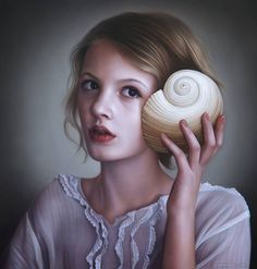 Mary Jane Ansell was a previous finalist in the prestigious BP Portrait Award in 2004, 2009, 2010 and 2012 and has exhibited several times with the Royal Society of Portrait Painters and The Threadneedle Prize. Based in the UK she shows internationally with recent group and solo exhibitions in London, New York, Singapore and LA. See examples of Mary Jane's work below.