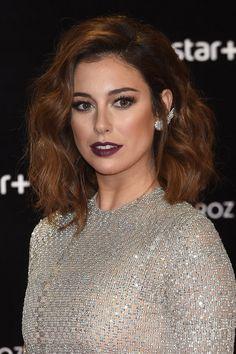 La media melena: el peinado más visto en Los Premios Feroz 2016 - Blanca Suárez