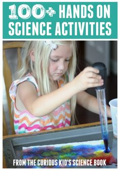 Toddler Approved!: 100+ Hands On Science Activities for Kids