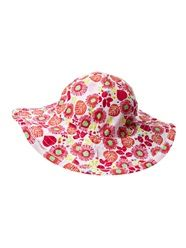 Reversible sun hat