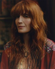 "Florence and The Machine""umm. this is another song about drowning"" - Florence Welch Florence Welch Hair, Florence Welch Style, Pentatonix, Florence The Machines, Redheads, Red Hair, Beautiful People, Long Hair Styles, Celebrities"