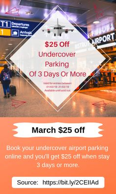 Save on airport parking with great offers. From discounts on parking to cheaper car wash services, find our promo codes here. Parks In Sydney, Car Wash Services, March Month, Undercover, Things To Come, How To Get, Vacation, Day, Vacations