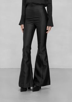 & Other Stories | Lykke Li Silk Trousers
