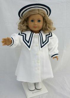 Avonlea Summer Sailor Coat | Kindred Thread