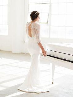Wedding Dresses:   Illustration   Description   Lace wedding dress: Photography: Ether and Smith – etherandsmith.com/    -Read More –   - #WeddingDresses https://adlmag.net/2017/10/12/wedding-dresses-inspiration-lace-wedding-dress-photography-ether-and-smith-etherandsmith-com-2/