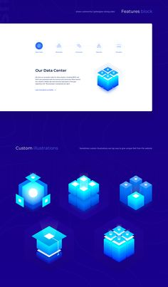 Our cooperation began from the request, in which Cypherglass team asked us to help them reach to the list of the top 21 companies(block producers), that will provide power resources to support the EOS cryptocurrency network.Our work started from logo an… Isometric Art, Isometric Design, App Ui Design, Icon Design, Portfolio Webdesign, Web Dashboard, 3d Icons, Neon Logo, Ui Kit