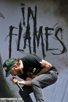 In Flames. My favourite!!!