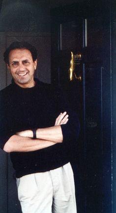 Designer Joe Ruggiero. Nantucket