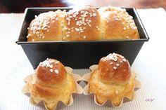 Briyoş (Tatlı Fransız Ekmeği)