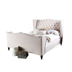 Lenleys is the leading supplier of wooden and leather bedframes and bedsteads in Kent. View our range of beds online or visit our Canterbury showroom. Beds Online, American Walnut, Walnut Finish, My Room, Toddler Bed, Bedroom Decor, Wood Frames, Couch, Canterbury
