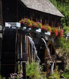 Hexenlochmühle Schwarzwald