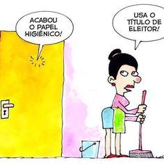 Eleições - Humor