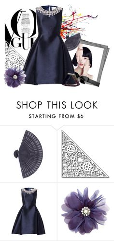 """""""Dress vogue"""" by dedication ❤ liked on Polyvore featuring Kate Spade"""