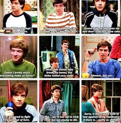Eric Foreman is probably my favorite part of that 70s show. jus sayin