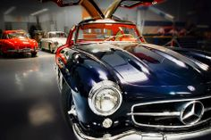 #Mercedes #Gullwing