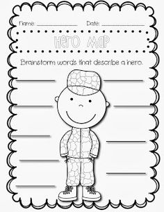 Today in Second Grade: Let's Honor and Remember Veterans Day FREEBIE