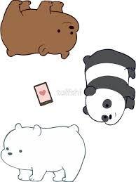30 Mejores Imagenes De We Bear Bears Escandalosos 3 We Bear We