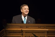 """I'm not here because I believe we're (Mormons and Baptists) going to heaven together, but I believe we nay go to jail together"""" - R. Albert Mohler Jr., President, Southern Baptist Theological Seminary"""