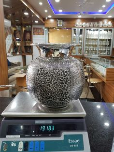 Silver Pooja Items, Silver Trays, Silver Jewellery, Jewelry, Silver Accessories, Indian Bridal, Antique Silver, Concrete, Household