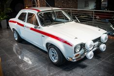 1971 Ford Escort Mexico - Silverstone Auctions