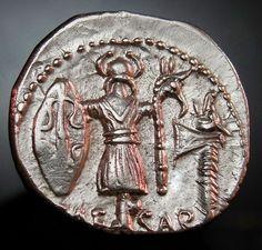 Julius Caesar. Denarius. MS ⭐️The finest of just four known examples. Super RARE   Coins & Paper Money, Coins: Ancient, Roman: Republic (300 BC-27 BC)   eBay!