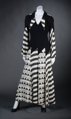 DressOssie Clark, 1969The FIDM Museum