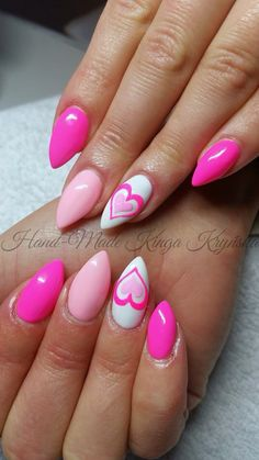 New nails french design pink classy 42 ideas Fancy Nails, Love Nails, Pink Nails, Gel Nails, Summer Acrylic Nails, Best Acrylic Nails, Stylish Nails, Trendy Nails, Classy Nails