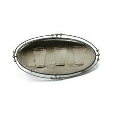 Bettina Speckner - Brooch | photo under enamel, silver, markasite. www.siennagallery.com.