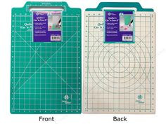 Quilt Girl-what type of portable cutting mat do you use?
