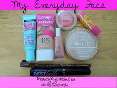 Everyday #Makeup #Routine
