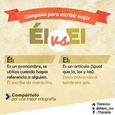 Él o El
