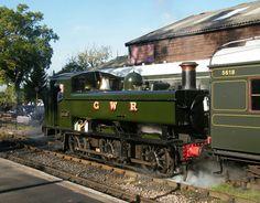 GWR 16XX class  0-6-0 PT
