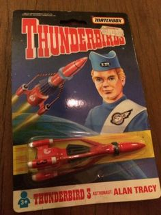 #Collectable #thunderbirds figure #thunderbird 3:alan tracey. 1992. #perfect ,  View more on the LINK: http://www.zeppy.io/product/gb/2/222392563085/