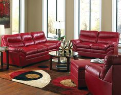 Red Leather Sofa Living Room Design A House Similar To Website Is Always Under Construction