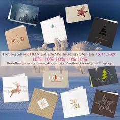 Edle Weihnachtskarten 2021 jetzt von Frühbestell-Rabatt profitieren im Onlineshop auf: www.akhofprint.ch #weihnachten #weihnachtskarten #papeterie #christmas2020 #christmascards #weihnachtszeit #neujahrskarte #weihnachtskarten2020 #rabat #rabattcode #design #edel #akhofprint #weihnachtsdeko #prägen #goldprägung #prägekarten#swissmade #swissdesign #newjear #onlineshop #onlineshopping #designkarten #designkarten #weihnachtsgrüße #weihnachtsgeschenke #schweizerprodukt #swissproduct… Online Shopping, Shops, Design, Paper, Paper Mill, Gift Cards, Christmas Cards, Christmas Presents, Christmas