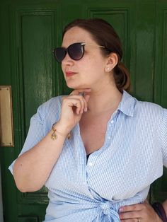 Summer Skincare & Plus Size Summer Style with Navabi